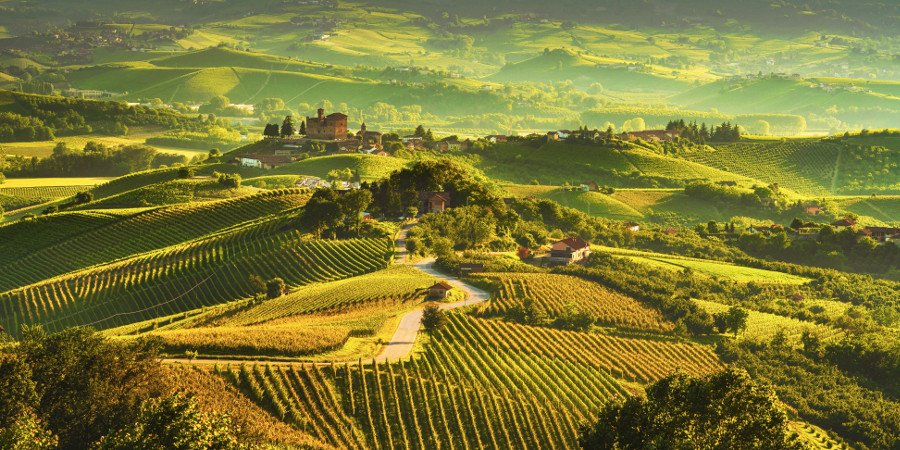Le Langhe, UNESCO World Heritage