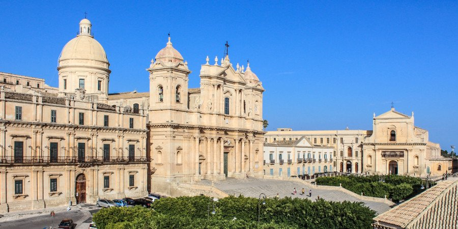 Noto, UNESCO World Heritage