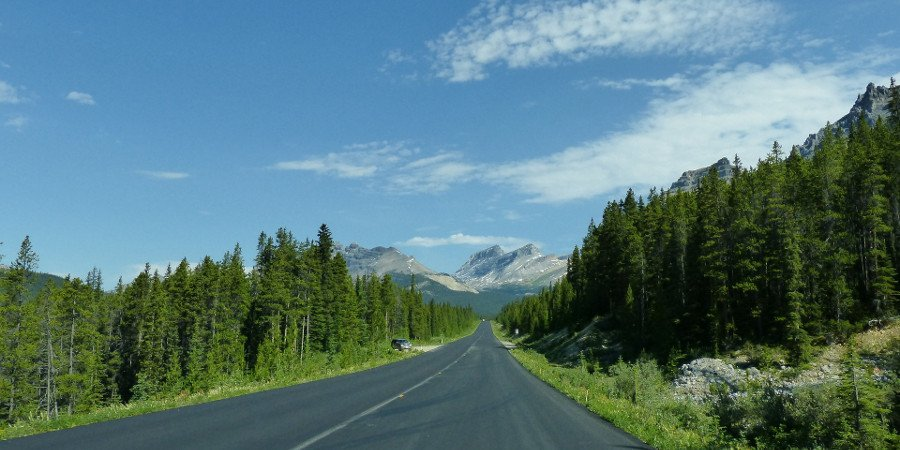 Icefield Parkway, Banff